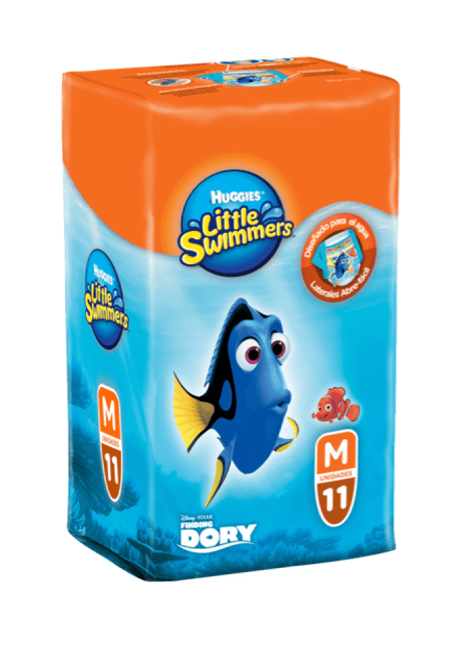 Little Swimmers Talla Mediana